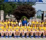 2014 Hofstra Women's Lacrosse team