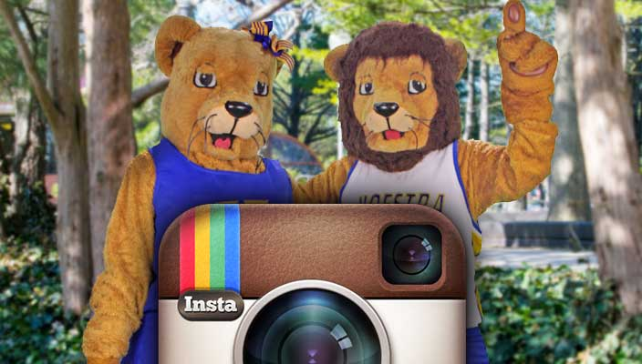 Hofstra on Instagram