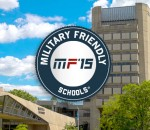 Military Friendly logo 2015