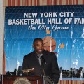 "MBB: ""Speedy"" Claxton Inducted Into NYC Basketball Hall Of Fame"