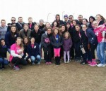 PA breast cancer walk closeup rs