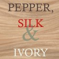 Pepper, Silk Ivory