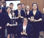 Speech and Debate first win oct 11-12 rs