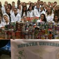 PA students with donation 2014 rs
