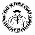 White Coat Mustache Challenge