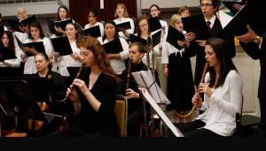 The Hofstra Collegium Musicum (2012)