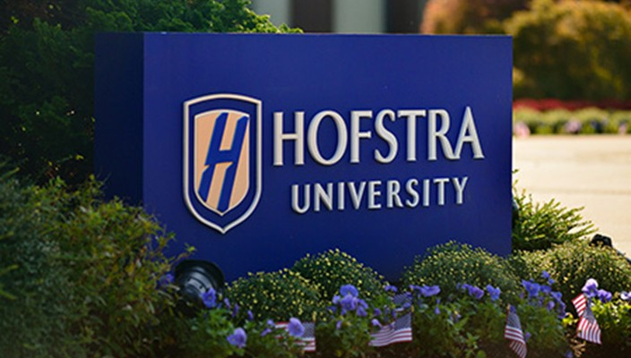 engineering hofstra sign