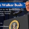 Bush conference