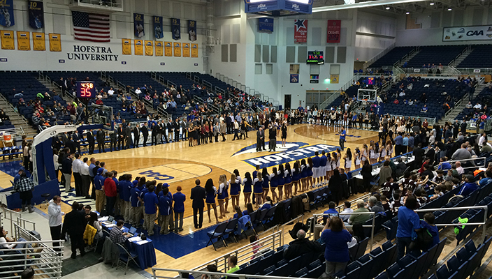 Hofstra Honors Student-Athletes At 3.0 Academic Ceremony