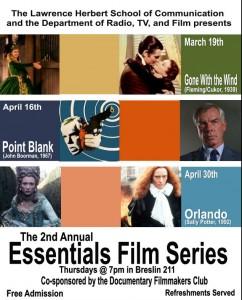 Essentials Poster spring 2015r