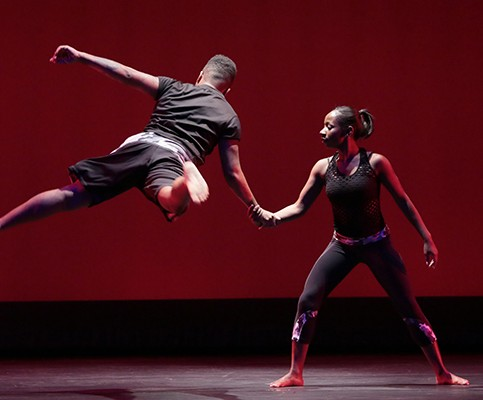 Hofstra University Department of Drama and Dance Fall November 2014 Concert dress rehearsal.