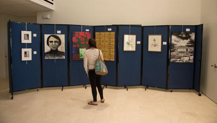 SOM Art Exhibit