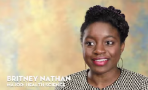 Britney Nathan - Standout Student