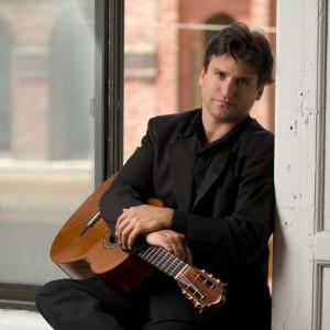 Guitarist Rene Izquierdo
