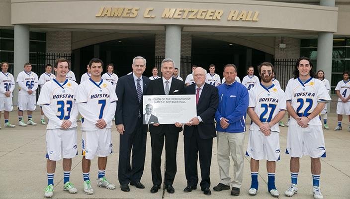 James C. Metzger Hall