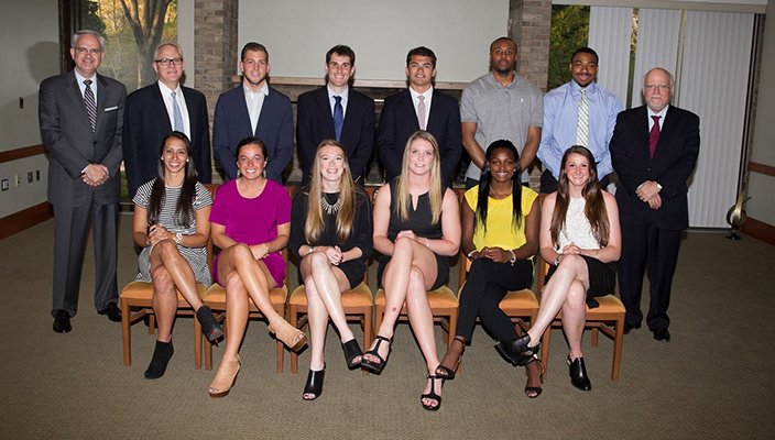 Hofstra Celebrates 2014-15 At Awards Banquet