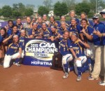 Hofstra Softball Wins CAA Title
