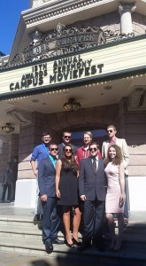 Campus Movie Fest group