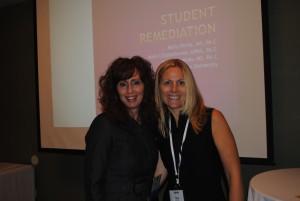 PA faculty Mary Banahan and Kelly Porta