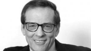 Pulitzer Prize-winning biographer Robert A. Caro