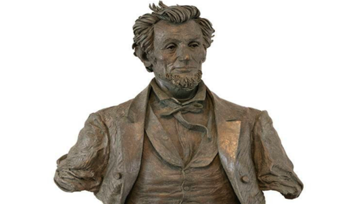 lincoln sculpture