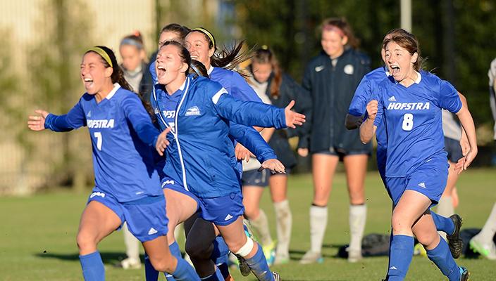 Hofstra Women's Soccer