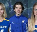 Three Hofstra Student-Athletes Earn Fall CAA Scholar-Athlete Awards