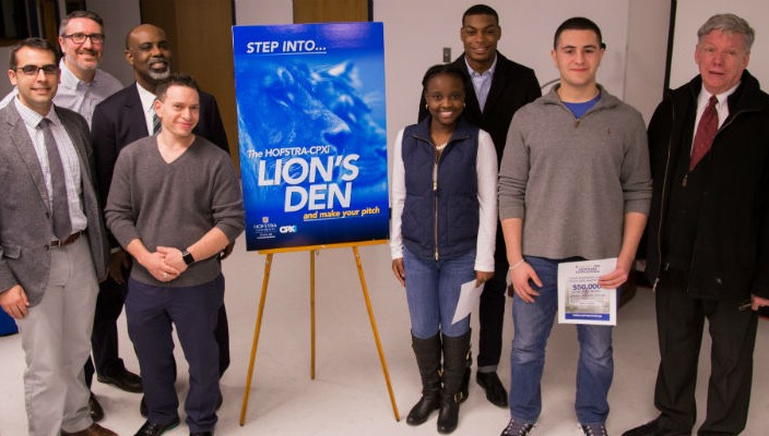 Lion's Den Contest Winners