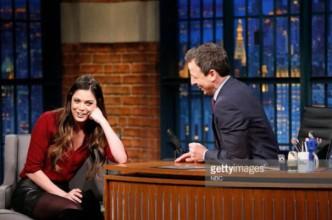 Katie Nolan on Late Night with Seth Meyers