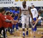 Hofstra University Mens Basketball vs. The College of William & Mary on Sunday, Jan. 24, 2016 in Hempstead, N.Y. Photography by Kathy Kmonicek