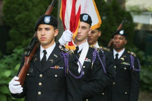 Hofstra ROTC (2014 photo)