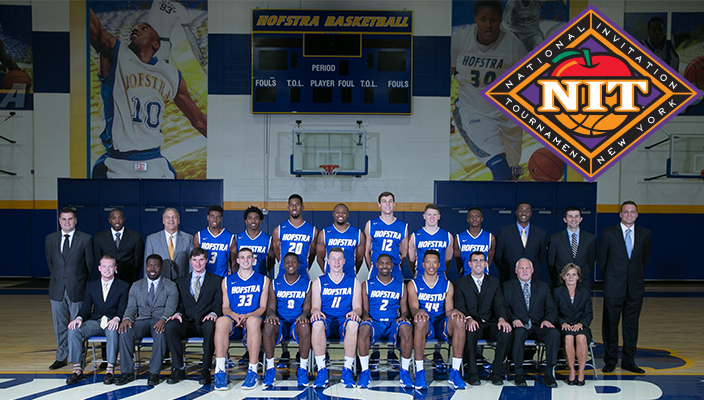 Hofstra Basketball - NIT