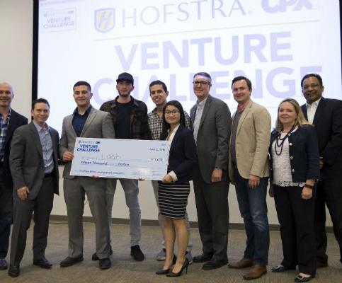 Hofstra CPXi Venture Challenge Undergraduate Winners