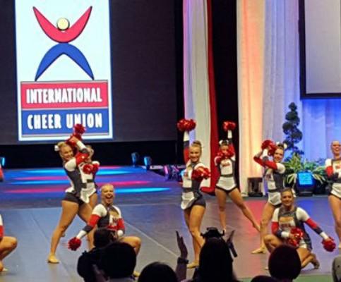 Dance Team World Champs
