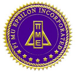 Pi Mu Epsilon