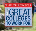 Great Colleges to Work for 2016