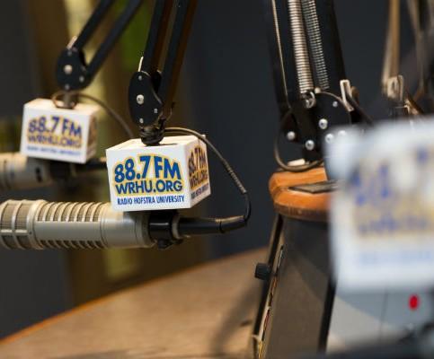 WRHU Radio Station rs