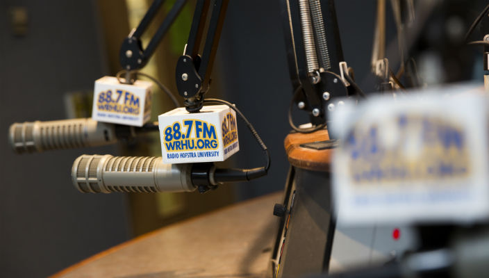 WRHU Radio Station rs