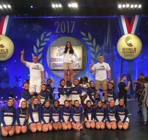Hofstra Cheer, 5X World Champions