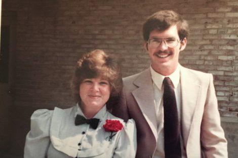 Lael '83 & Laureen '85 Von Elm