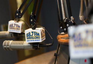 WRHU Radio Station rs2