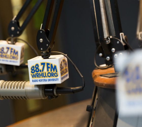 WRHU Radio Station rs2