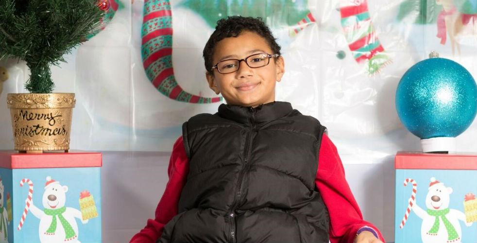 Jackson Edwards of Port Jefferson Station, NY, is in need of a life-saving bone marrow transplant.