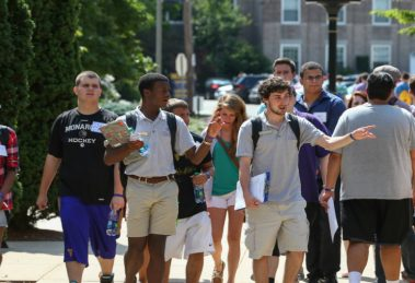 Student Orientation - Campus Tour_022