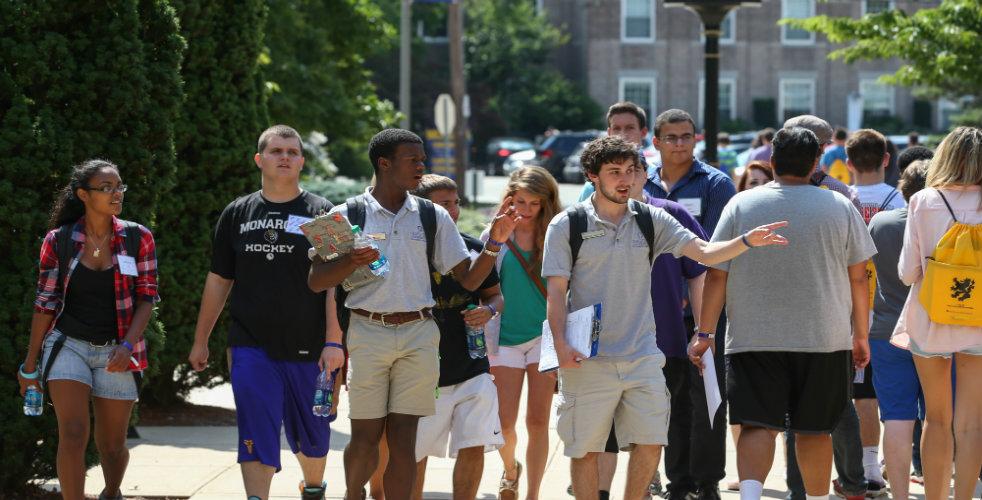 Student Orientation - Campus Tour_022