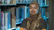Hebah Uddin, photo by Jonathan Heisler