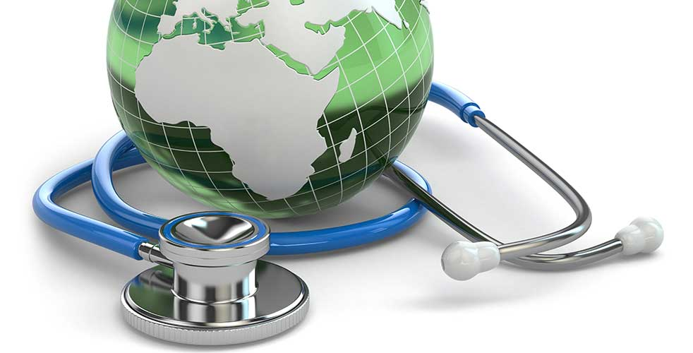 globe-stethoscope