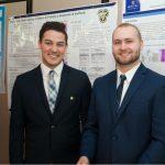 Brett Wargo, left, and Joseph Kleynowski