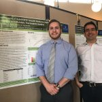 Jonathan Bass, left, and Dr. Javier Izquierdo