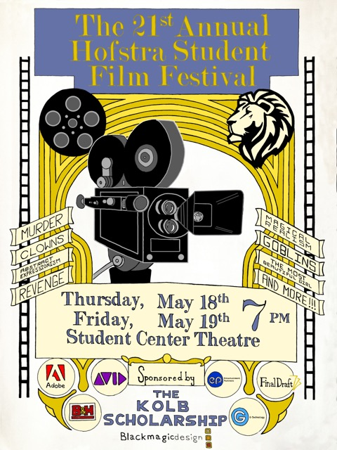 Student Film Festival May 2017